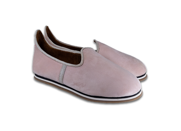 Pink Velvet Baba