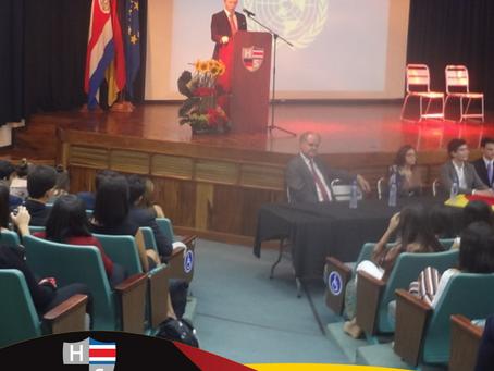 HSMUN2018 – Colegio Humboldt-Schule