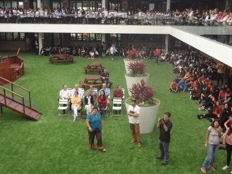 Inauguración Nueva Primaria - Aktivitäten Einweihung Neue Grundschule