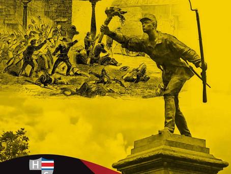 Celebración los 162 años de este gran triunfo.