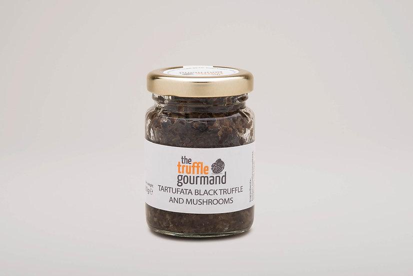 Tartufata Black Truffle and Mushrooms