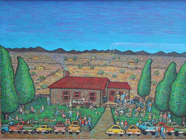 Judy Perry artist