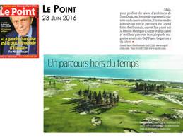 LE POINT //
