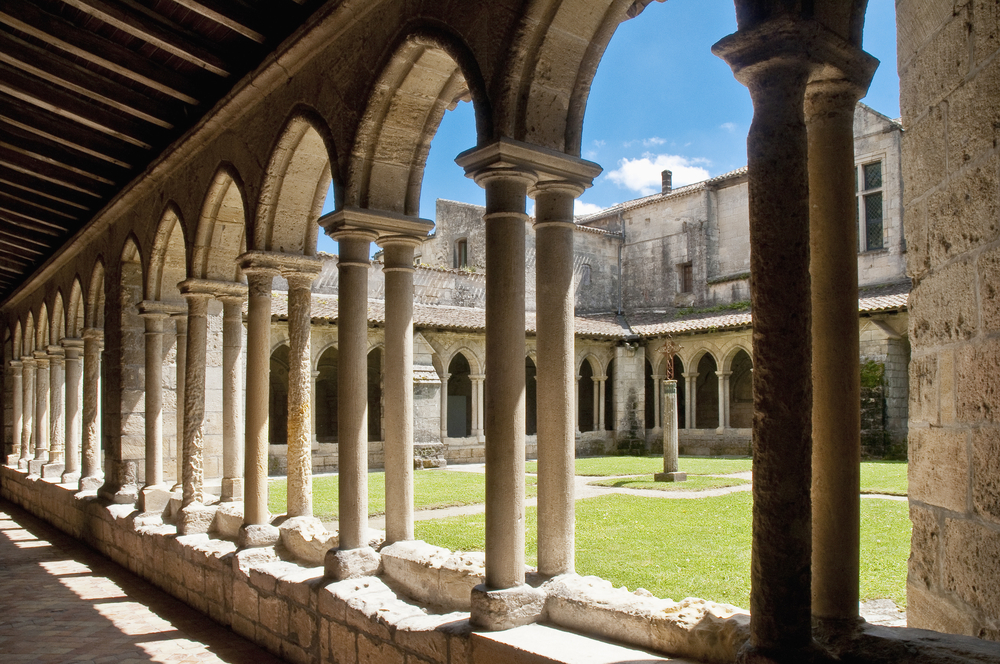 Cloitre de Saint-Emilion