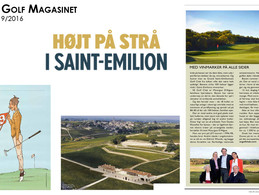 GOLF MAGASINET //