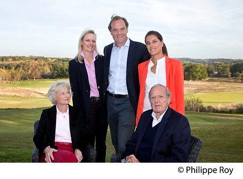 Golf Famille