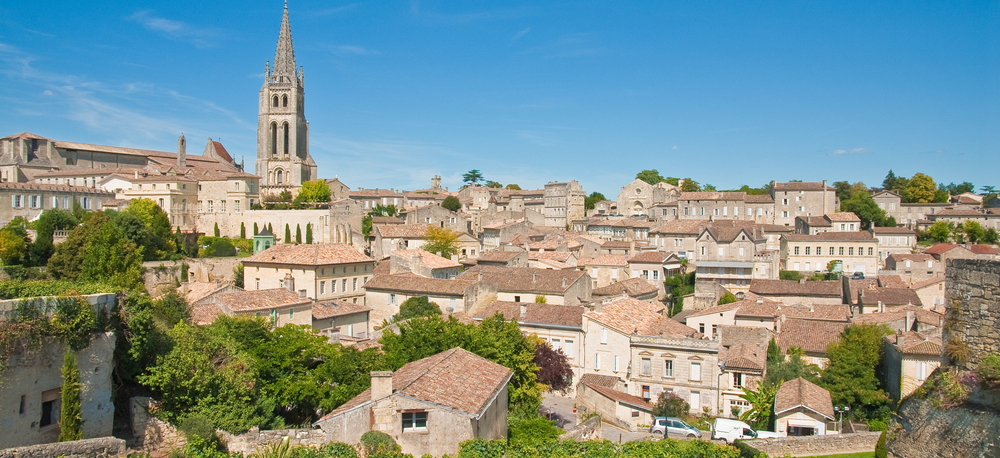 Village of Saint-Emilion