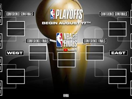 NBA Playoffs Underway