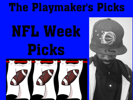 The Playmaker's Pick: NFL Week 4