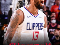 Staples Center Gets One More Game