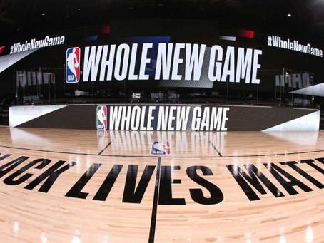 NBA Restart Begins Tonight