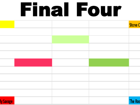 Best on The Mic: Final Four Set
