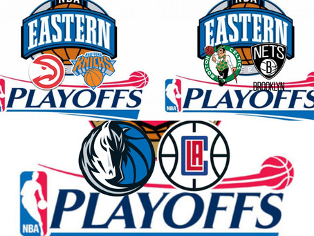 Hawks, C's, & Clips Make Noise in Game 3's