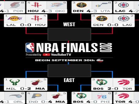 NBA: Conference Semifinals