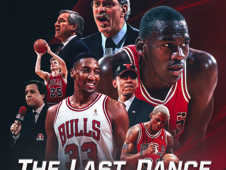 The Last Dance with The Playmaker