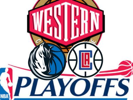 Western Conference Playoff Preview: Dallas vs. LA Clippers