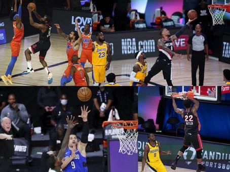 NBA Playoff Recap: Day 2