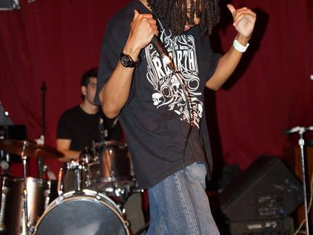 Performing at Sullivan Hall in NY