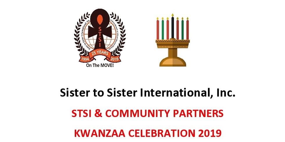 KWANZAA CELEBRATION 2019