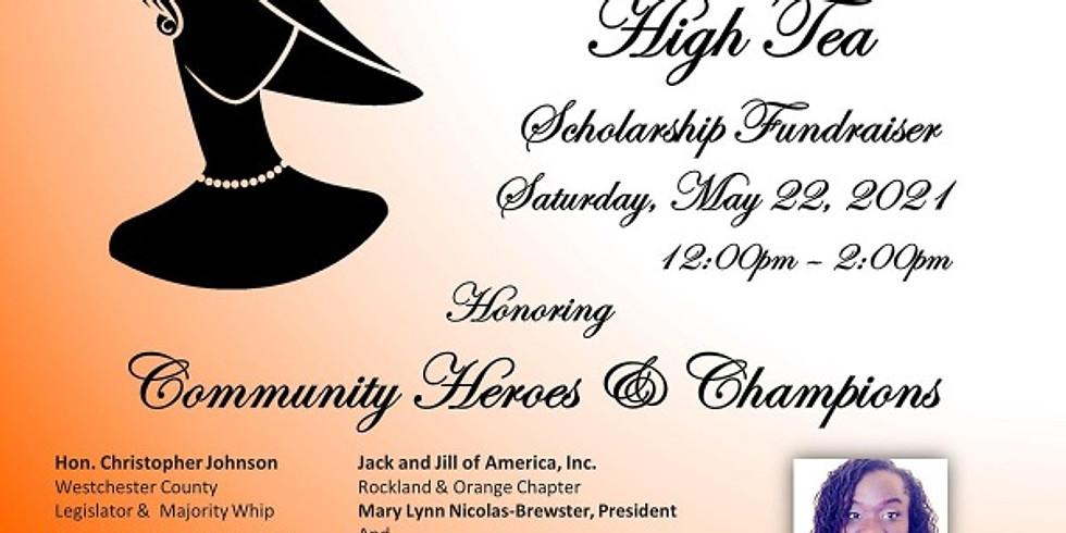 Virtual High Tea - Scholarship Fundraiser
