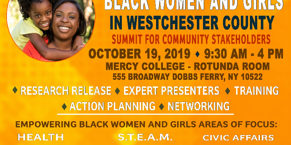 The State of Black Women and Girls in Westchester