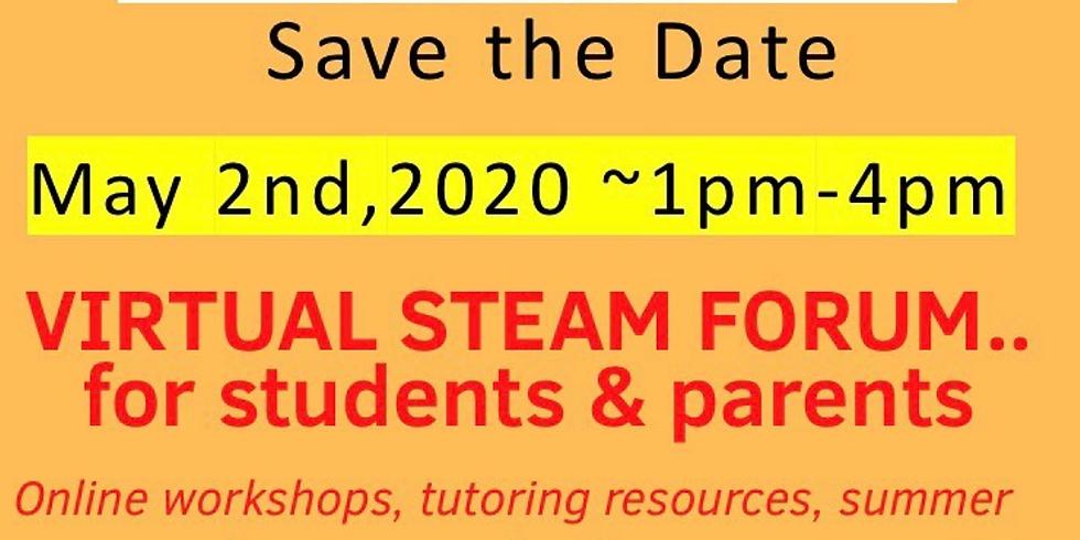 Virtual STEAM Forum