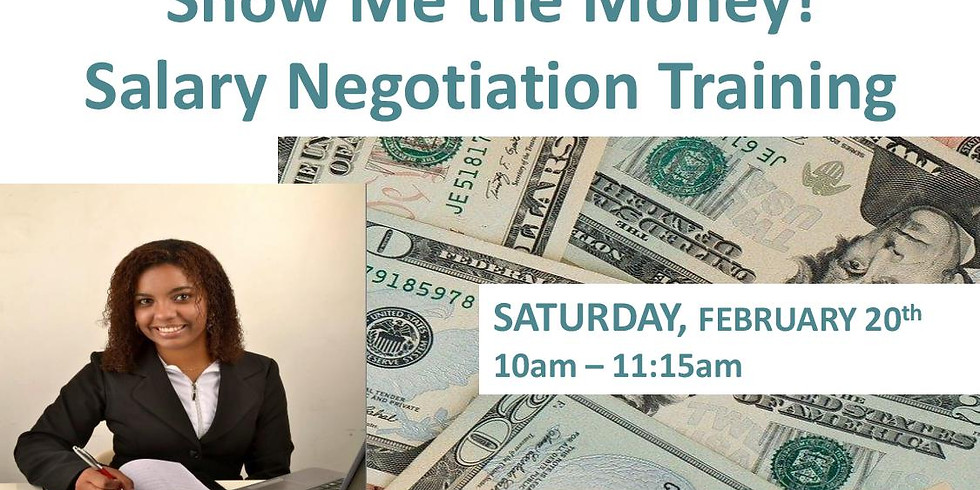 Show Me the Money! Salary Negotiation Training