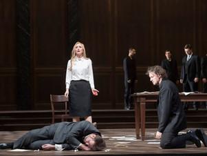 Wilmersdorfer Witwen und endlich wieder Verdi.