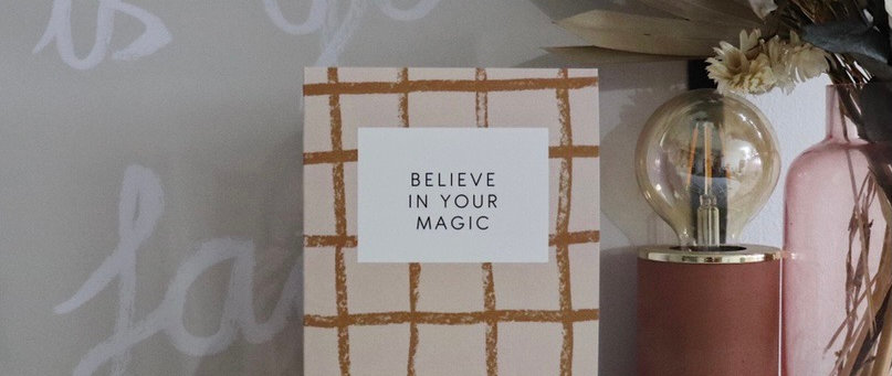 Believe In Your Magic | Greetings Card