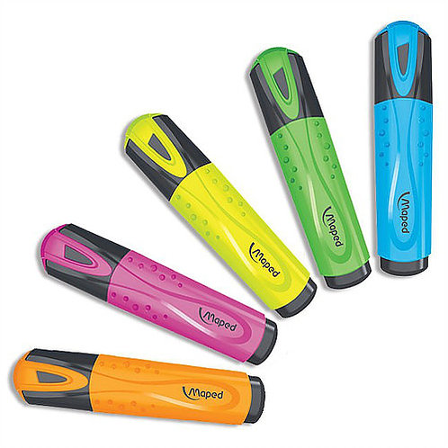 Maped Fluo Peps Highlighter