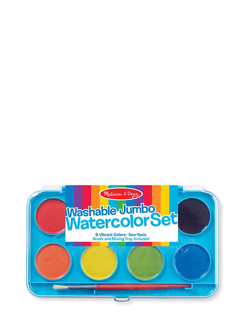 Melissa and Doug Washable Jumbo Colorset