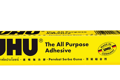 UHU- The All Purpose Adhesive