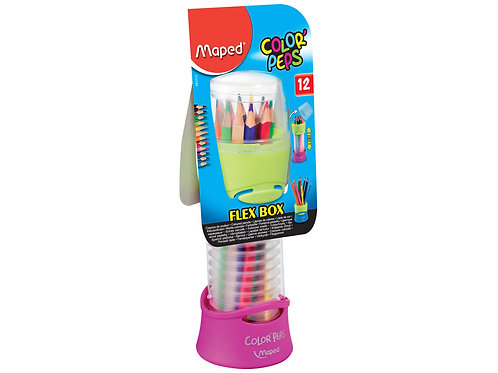 Maped Color Pepps Flex Box Color Pencils