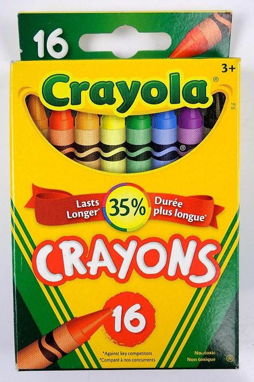 Crayola Crayons 16pk