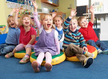 Basic Skills for Kindergarten