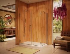 Frameless Door
