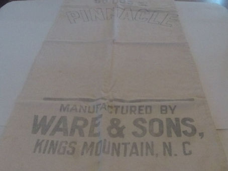 Into the Collections: Ware Mill Grain Bag