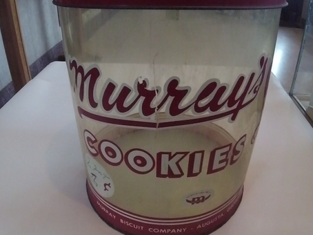 Into the Collections: Murray's Cookie Jar