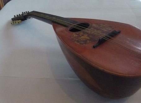 Into the Collections: Mandolin