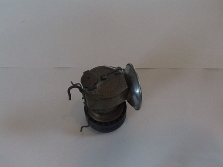 Into the Collections: Miner's Lamp
