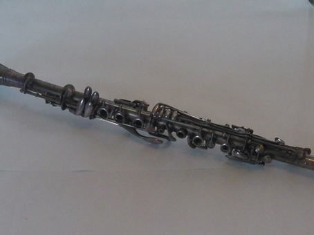 Into the Collections: Clarinet