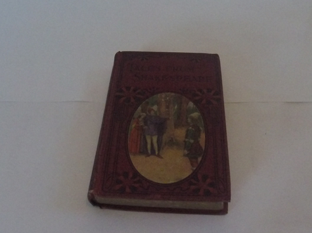 Into the Collections: Book of Shakespeare Plays