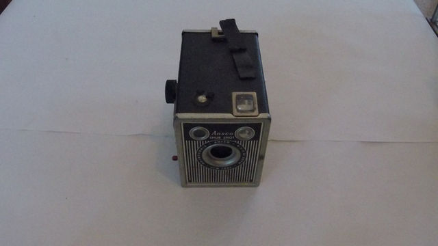 """Into the Collections: """"Shur Shot"""" Camera"""