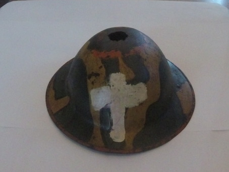"""Into the Collections: World War I British Mark I """"Brodie"""" Helmet"""