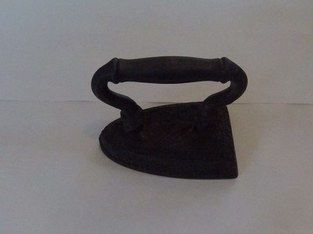Into the Collections: Metal Iron