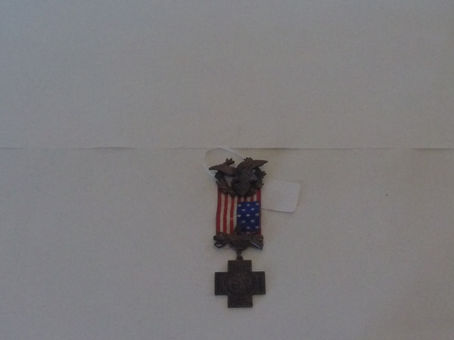 Into the Collections: Spanish-American War Medal