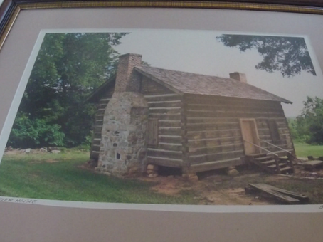 Into the Collections: Robert Barber Log House
