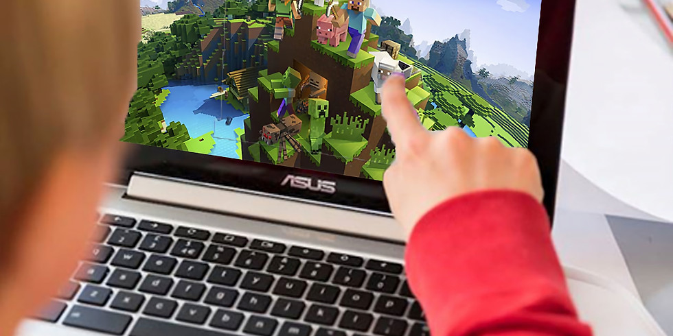 Curs Online Live! - Programare in Minecraft / 8 - 12 ani