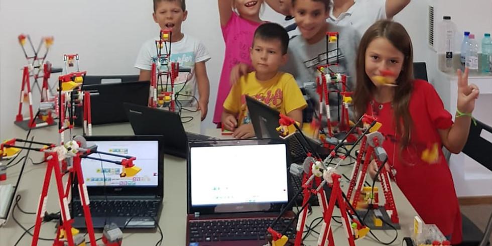 Robotica si Initiere in Programare - Intermediar