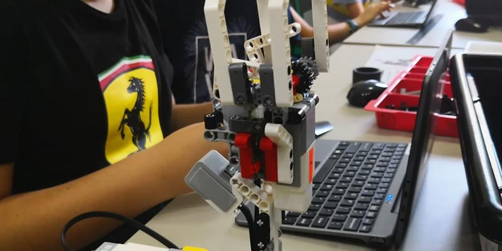 Robotica si Initiere in Programare - PRO 10-14 ani